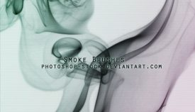 Smoke Brushes Volume 1