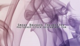 Smoke Brushes Volume 2