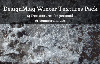 Winter Texture Pack
