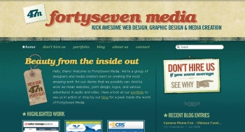分享100佳精美的作品集网站设计案例