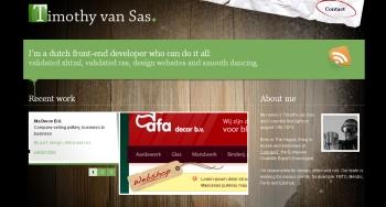 Timothy van Sas