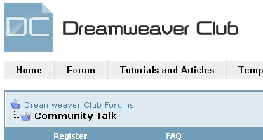 Dreamweaver Resources