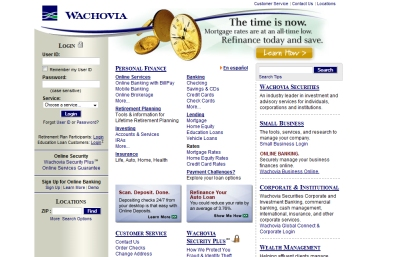 Wachovia