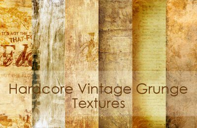 Grunge Design Showcase