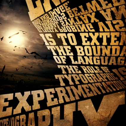 inspirational text effect
