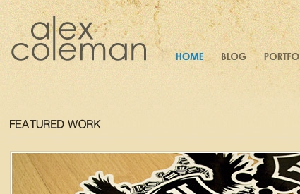 Alex Coleman