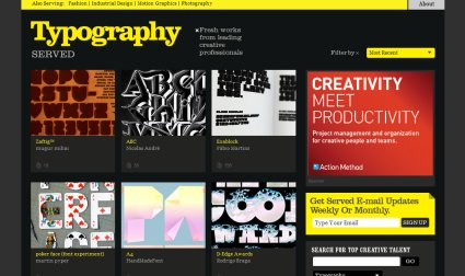 Typography Inspiration Showcase