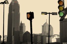 city brushes