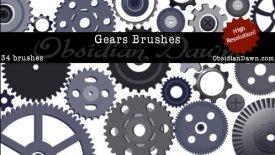 gears vectors