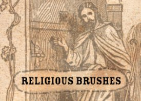 religious brushes