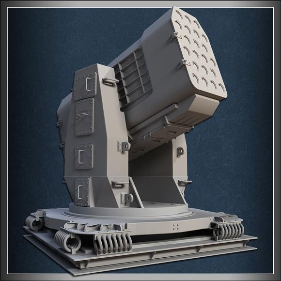 Model-a-High-Poly-Airframe-