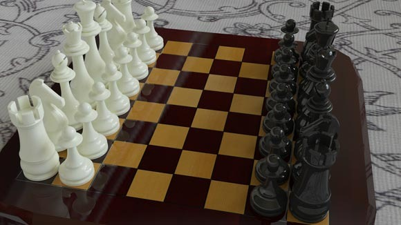 chess-set-modelling