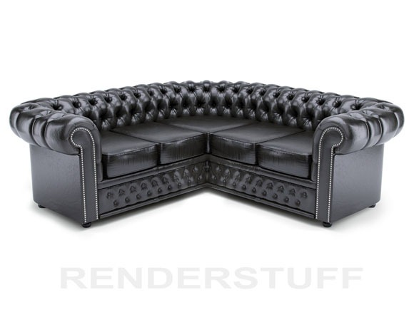 black-chester-sofa-3d-model
