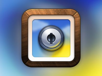 Secure Photo iOS Icon