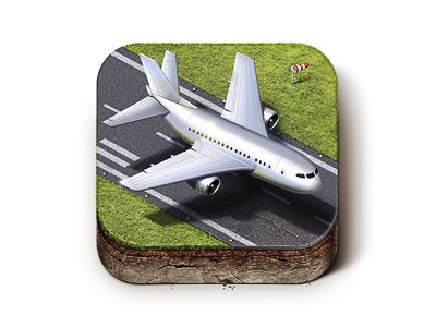 Airport City iOS Icon