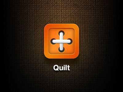 Quilt iOS icon