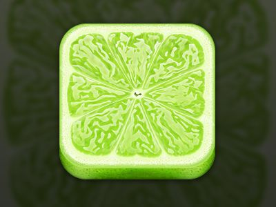 Lime Icon