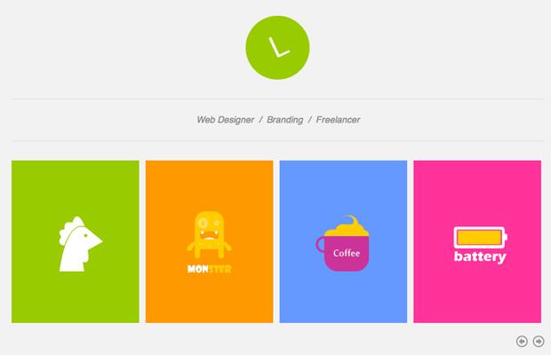 Luan Freire Kondo portfolio and website design