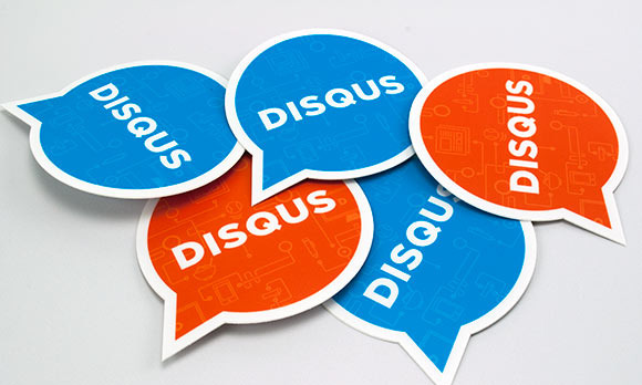 Disqus Stickers