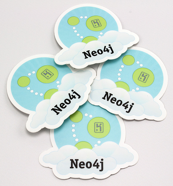 Neo4j Stickers