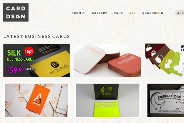 print design business cards branding identity gallery