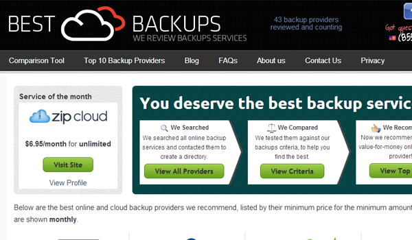 Best Cloud backups digital media hosting servers