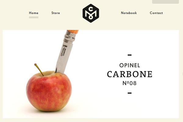 minimal website layout design interface portfolio whites