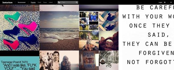 20个创意Instagram的应用程序