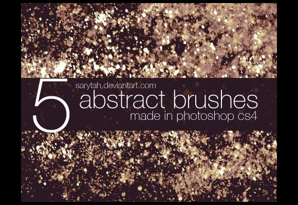 5 Abstract Brushes