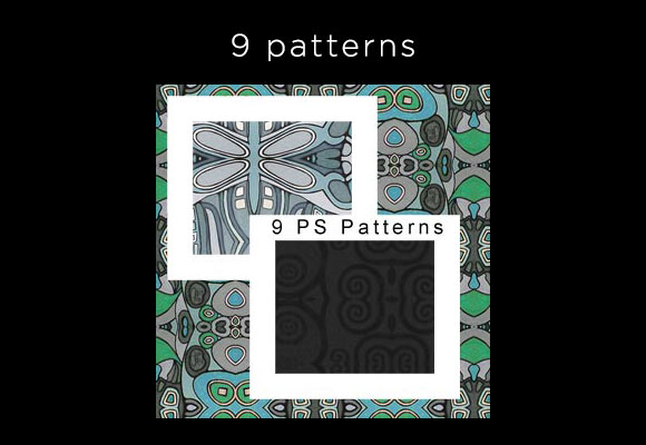 9 patterns