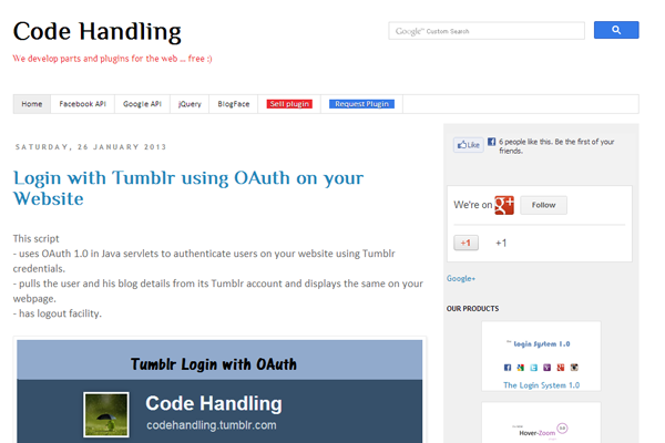code handling programming tips magazine webdev
