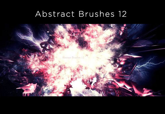Abstract Brushes 12
