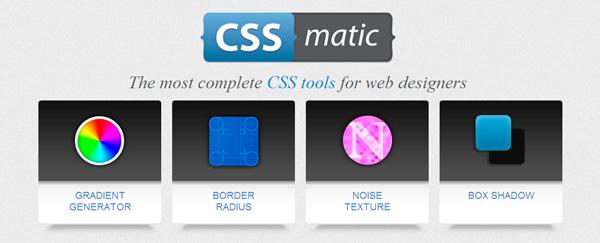 CSSmatic