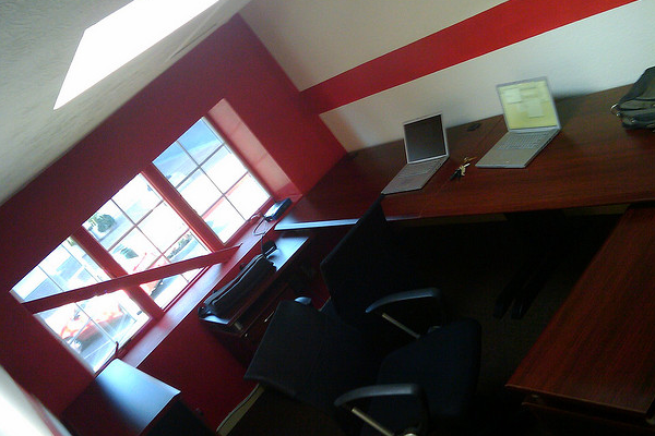 startup office space new design interior