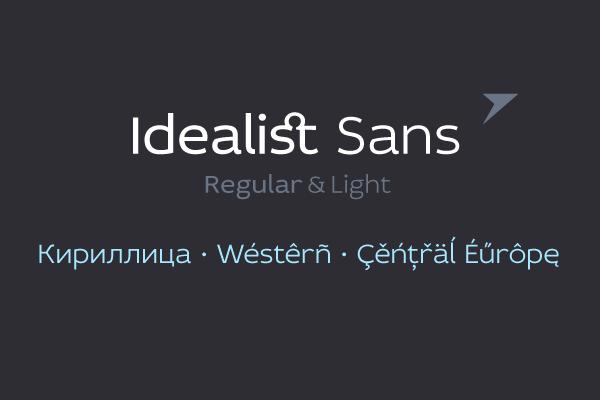 easy sans-serif light font color typeface