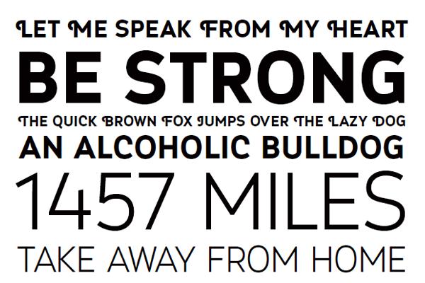myra web font freebie download