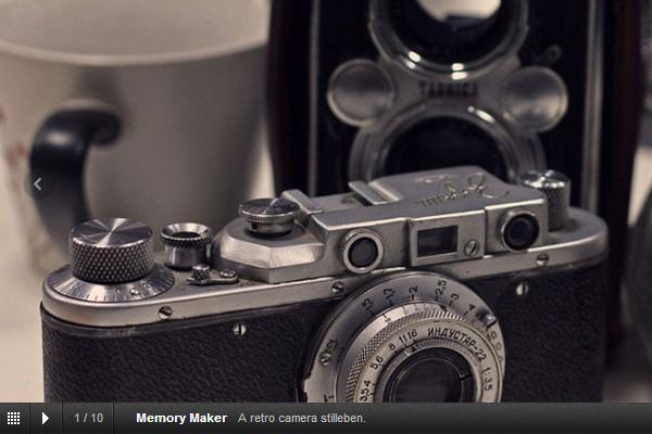 jquery plugin galleria github sliding slideshow