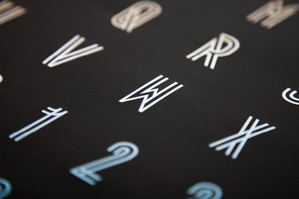 metropolis web font freebie design