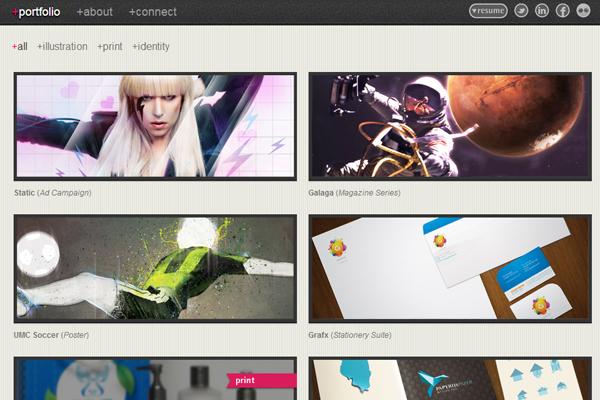 jeff zepeda website portfolio freelancer
