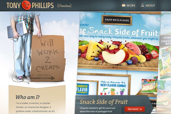 tony phillips website designer portfolio