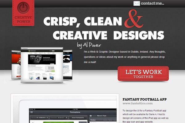 http://designm.ag/designer-showcase/200-portfolio-sites-webdesign-inspiration/