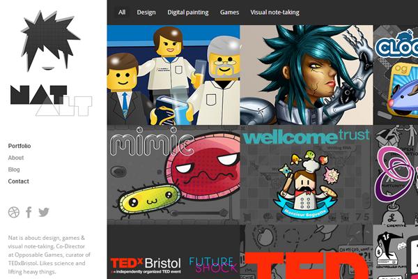 nat altahhan website portfolio digital designer