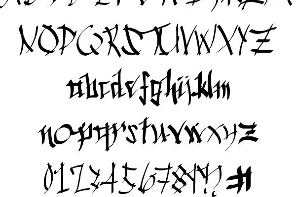 45 Free Calligraphy Fonts for Web Designers - DesignM.ag