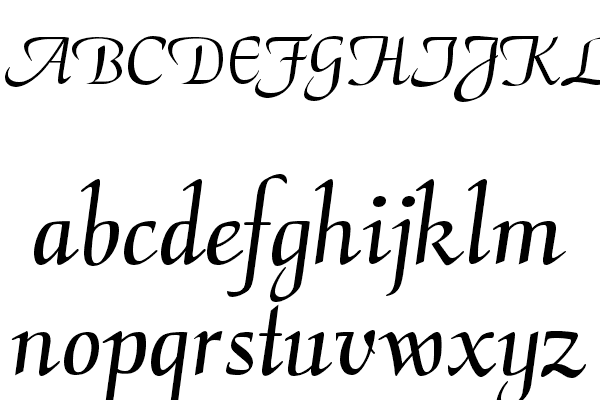 free font ffont calligraphyflf