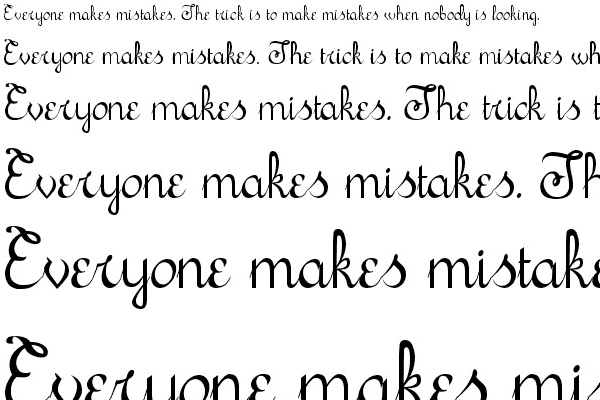 sachiko lauren open source font download