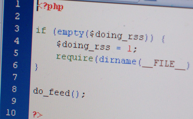 wordpress theming php code web development