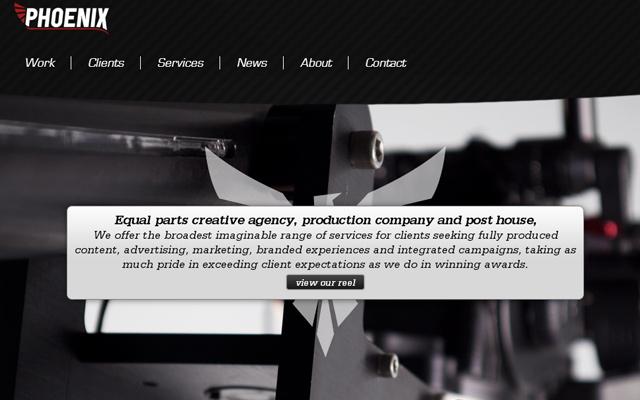 35 Production Company Websites for Design Inspiration - DesignM.ag