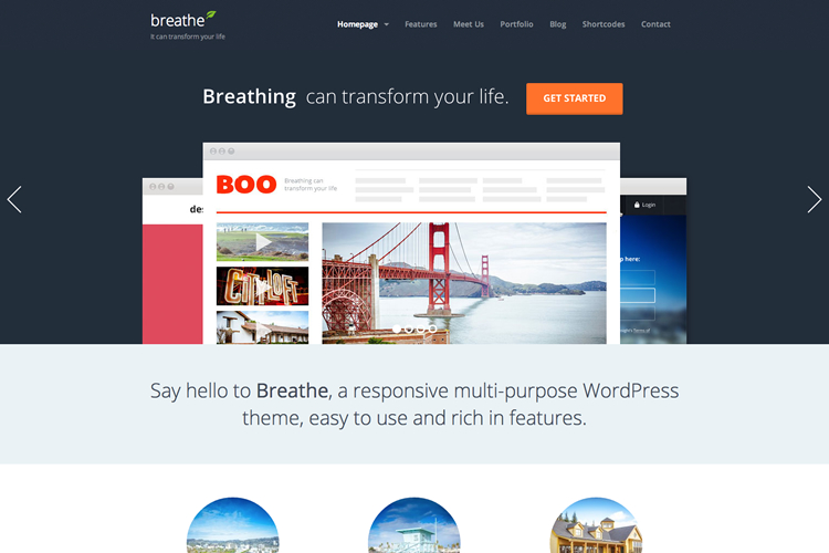 """""""Breathe"""
