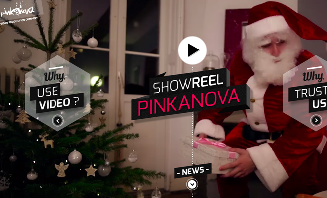 pinkanova video studio production company fullscreen video