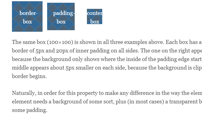 css3 background clip tutorial howto article